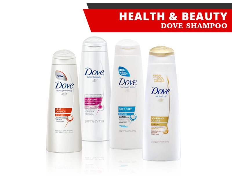Dove Shampoo 400 ML