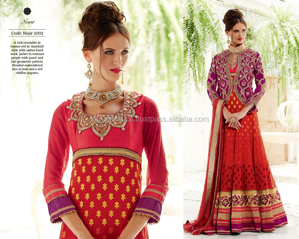 1fd1a075a3 Designer Anarkali Suits Mumbai / Pakistani Anarkali Frocks - Buy ...