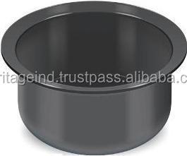 Aluminium Hard Anodized Tope