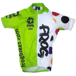 Customized Children's Kids Cycling jersey/ cycling printed shirts