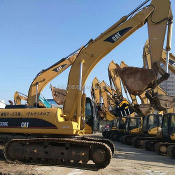 Top Five Caterpillar Excavator 330 - Circus