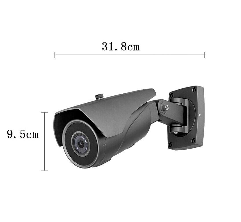 720p / 960p / 1080p Ahd Cctv Camera Outdoor Ip67 Waterproof Bullet ...
