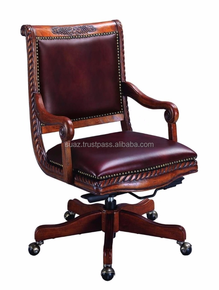 Leather Office Chair Chairs