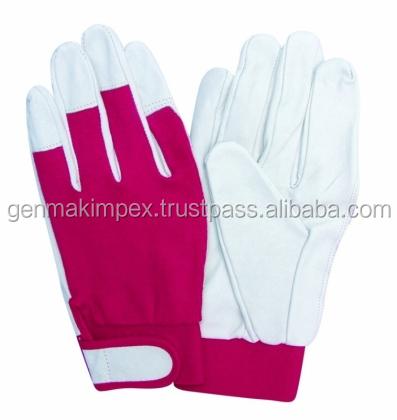 safety work camouflage garden gloves