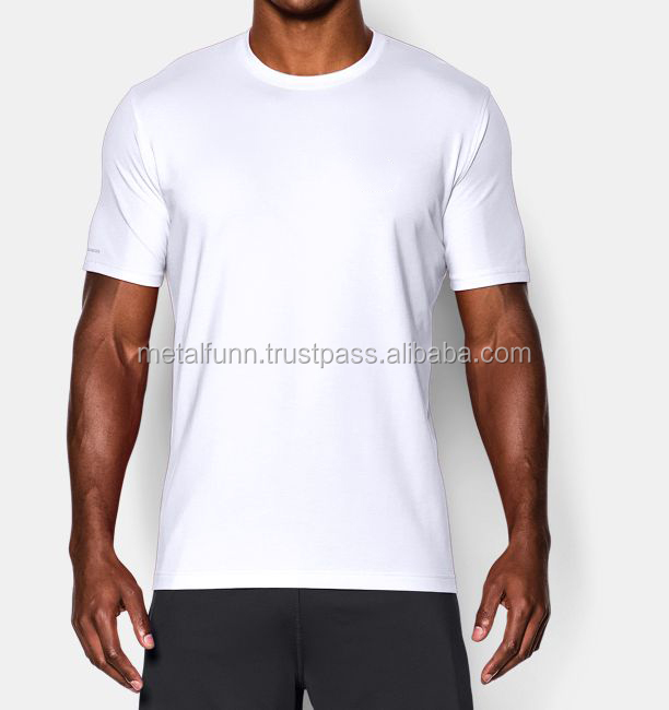 UA Charged Cotton Sportstyle / Custom Made Mens Cotton T-Shirts