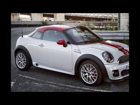 The two-seater sports cars style and fun to drive, The Mini Coupe and Mini Roadster