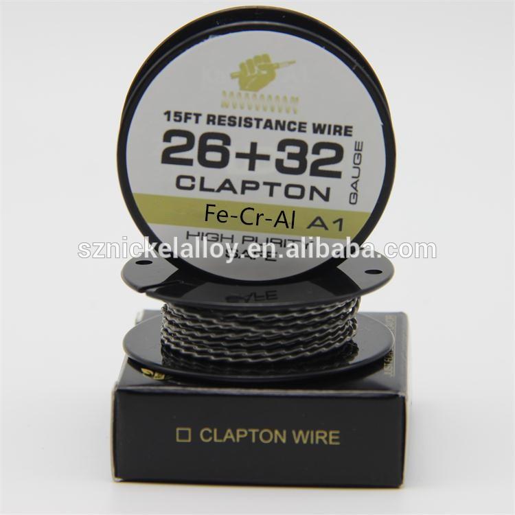 Vape Spule Ohm Rechner Pre Gewickelt Widerstandsdraht Clapton Spulen ...