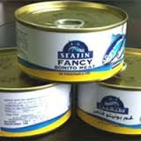 307 x 111 cm Light Tuna In Brine Chunk Canned Fish