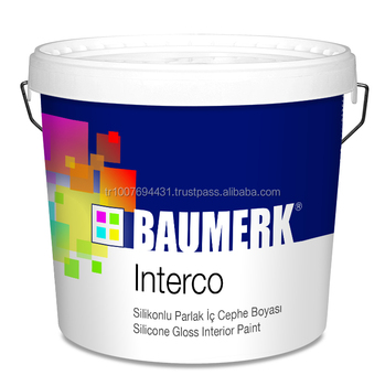 Superieur Silicone Gloss Paint