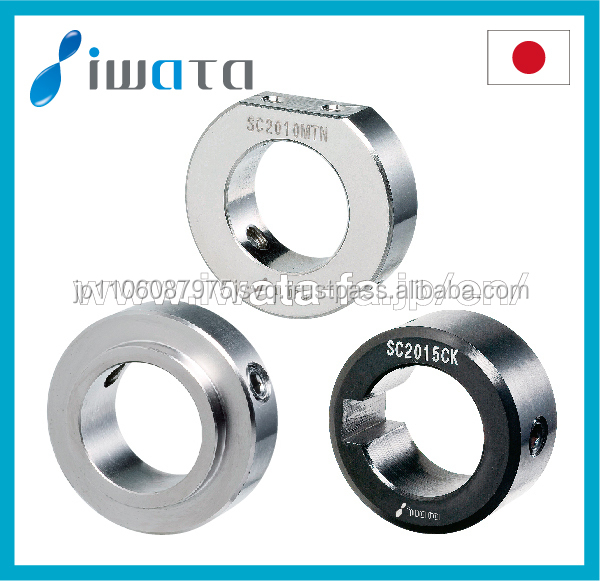Reliable Iwata set collar pipe fittings , all standard in-stock parts
