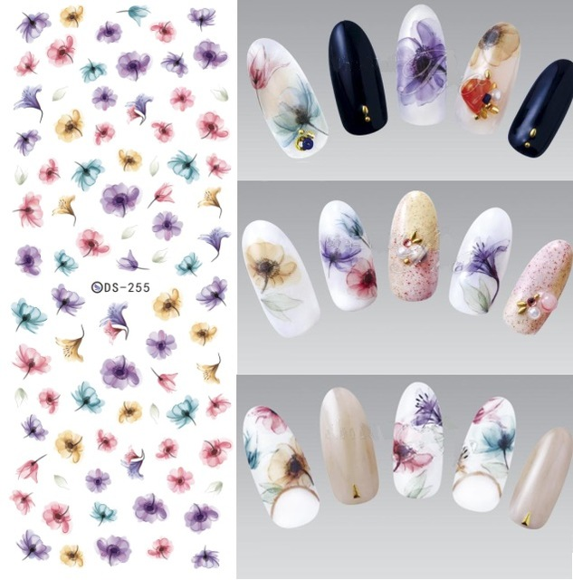 Water transfer nail art stickers water transfer nail art stickers water transfer nail art stickers water transfer nail art stickers suppliers and manufacturers at alibaba prinsesfo Choice Image
