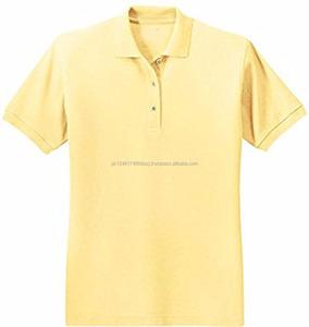 Custom logo print men's T shirt uniform polo shirt golf shirt