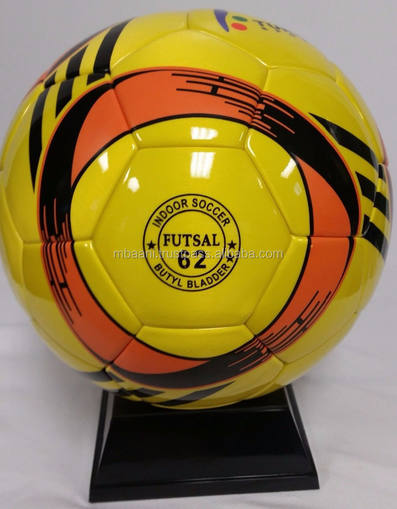 Futsal Ball Indoor Soccer Official Size 4