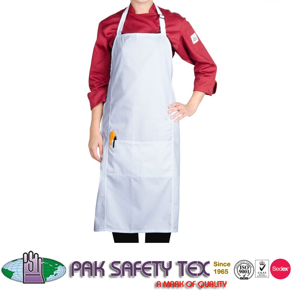 Girls Kitchen Restaurant Flirty Women Cake Aprons With Pockets ...