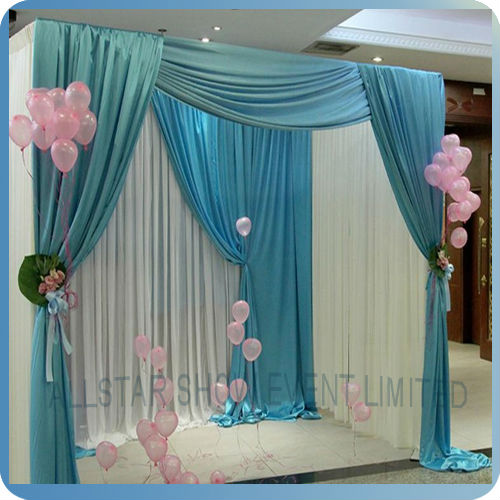 Cheap Dropship Pipe And Drape Systems For Wedding