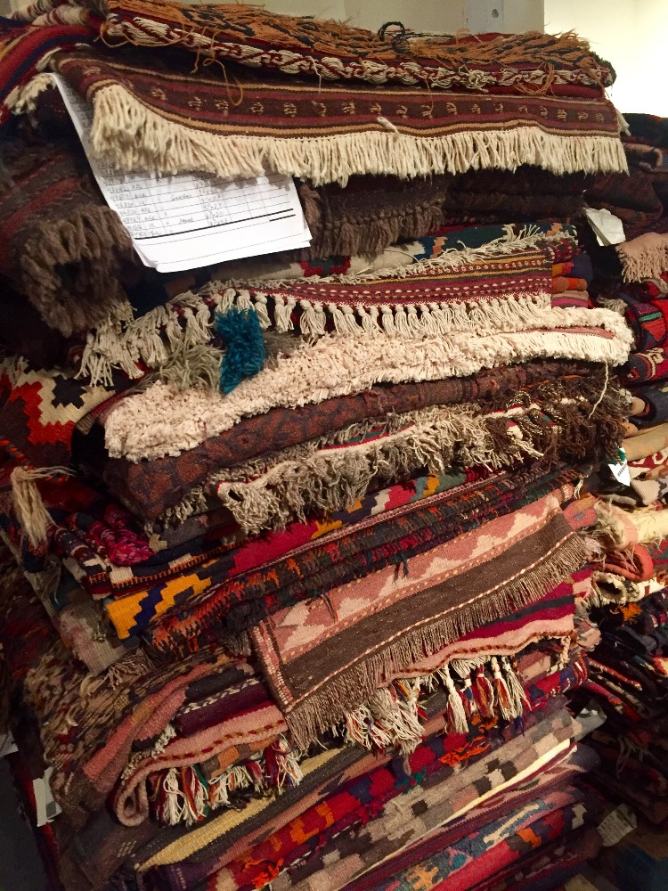 Antique Carpet Factory For Sale