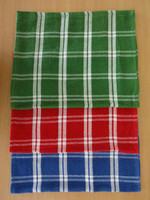 100% cotton terry kitchen towels from India