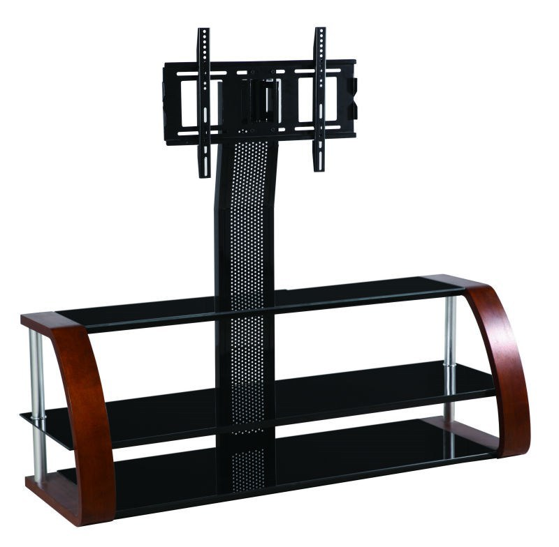 Luxury Latest Modern Home Furniture Glass Wooden Television Stand TV Cabinets Designs Living Room Furniture