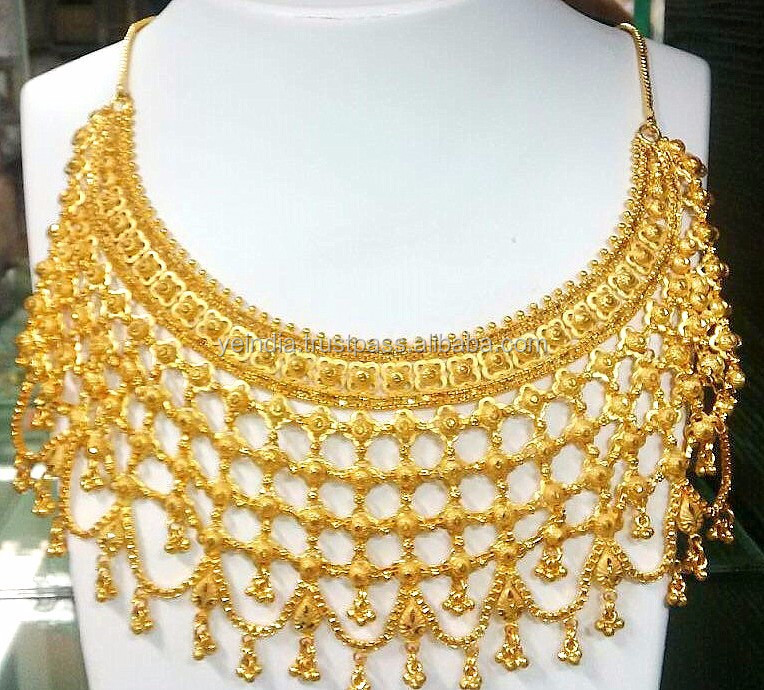 indian india jewels gold from jewellery south necklace set tibarumal sets