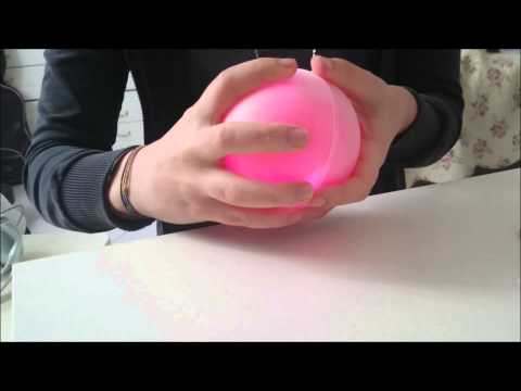 Cosplay Tutorial: Glowing Orb by Dayene Cosplay