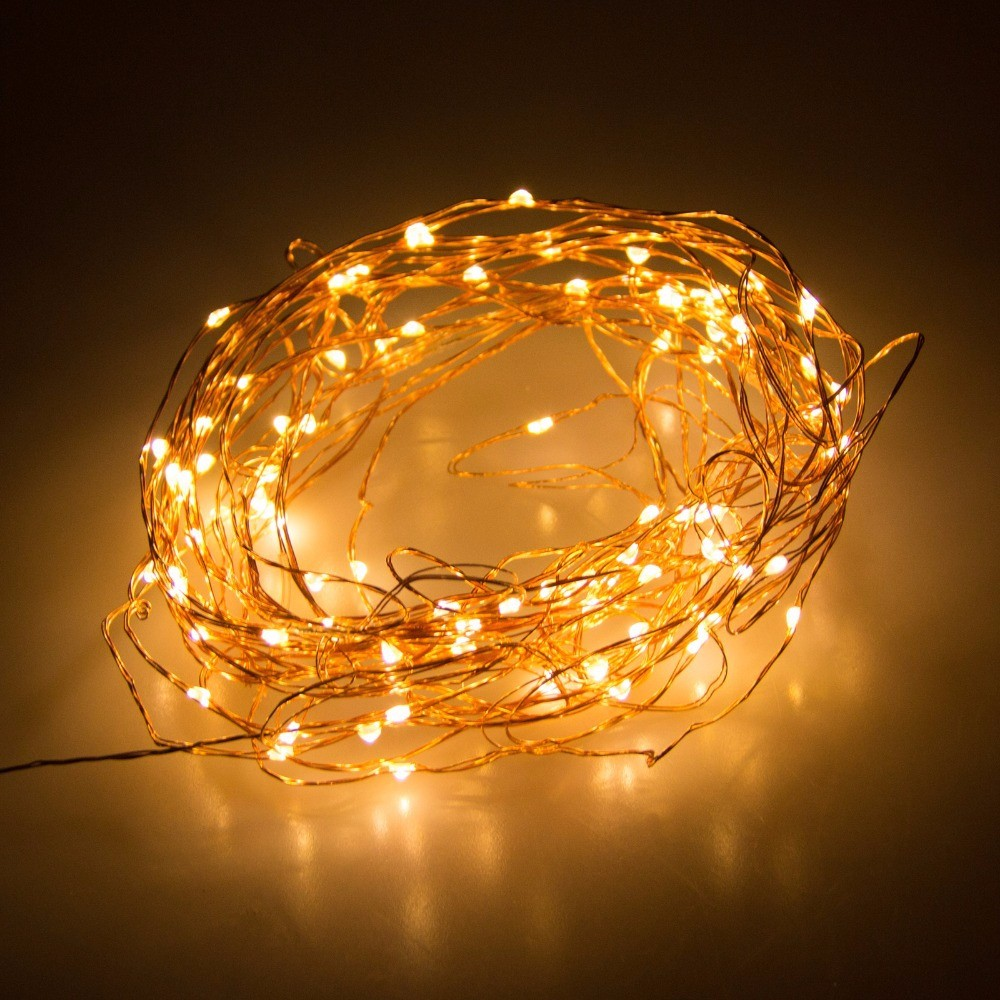 Mason Jar Fairy Lights Randomly Sparkling Supply Cord Led