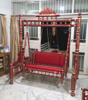 Indian Sankheda Swing Jhula Furniture Buy Sankheda Swing Sankheda