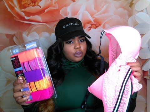Who Buys Underwear From WalMart?!! | ME BIHHHHH! | Plus Size Bra & Pantie Haul