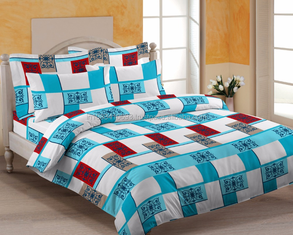 100% cotton bed sheet bed sheets manufacturer 3pcs 4 pcs 5 pcs 6 pcs 7pcs set