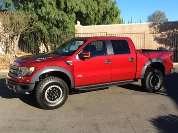 2014 Ford Raptor Svt Special Edition - Buy Ford Raptor Svt ...