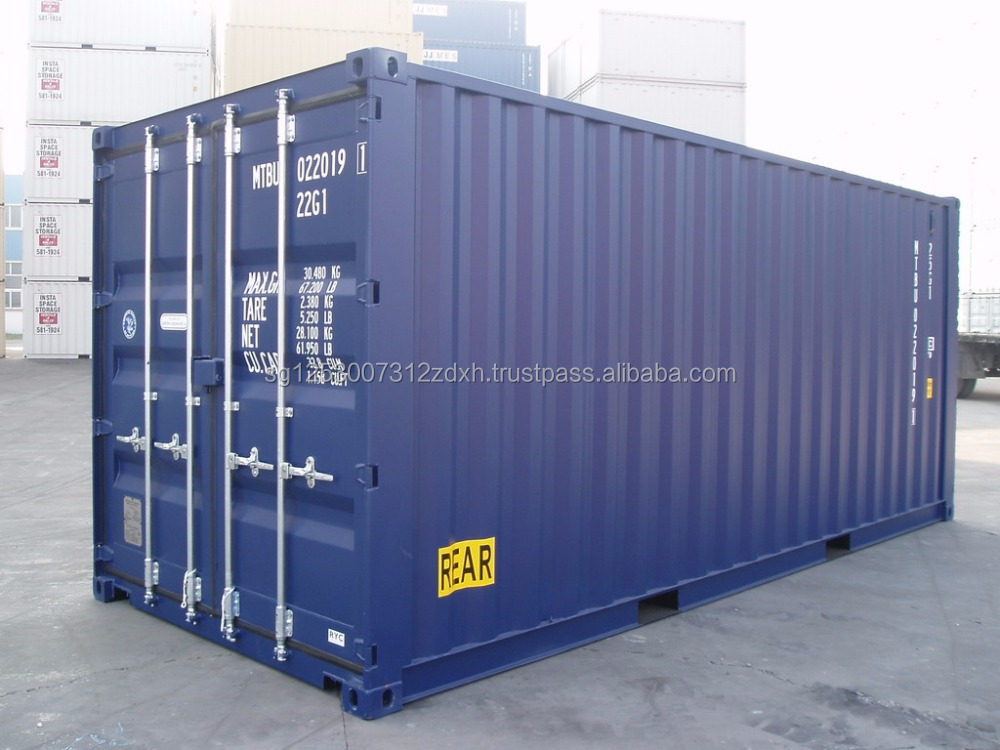 New 20ft GP /40ft GP /40ft HC ISO dry cargo shipping containers