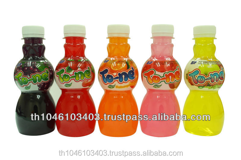 TO-NE' FRUIT JUICE 15% (220ml)