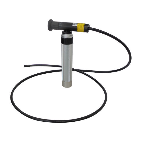 Waterproof flexible industrial endoscope for visual inspections