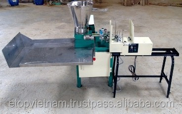 Fully automatic incense making machine (www.etopvietnam.com)