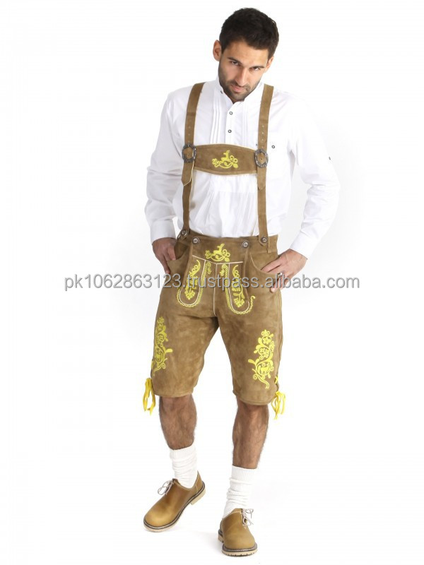 Traditional German Wedding Gifts: Traditional Oktoberfest Lederhosen German