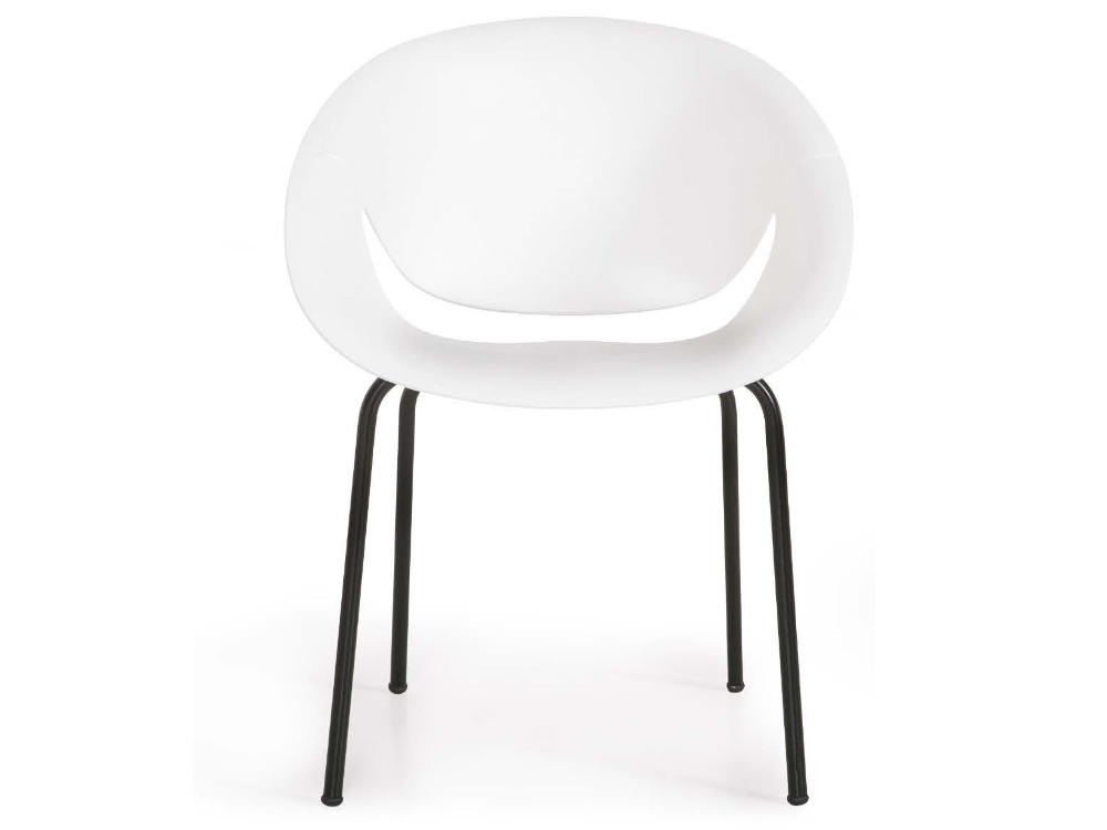 Fantastic Plastic Garden Chair With Powder Coated Legs Suitable For Fabric Cover Buy Plastic Italian Chair Plastic Chair With Metal Legs Plastic Resin Chairs Machost Co Dining Chair Design Ideas Machostcouk