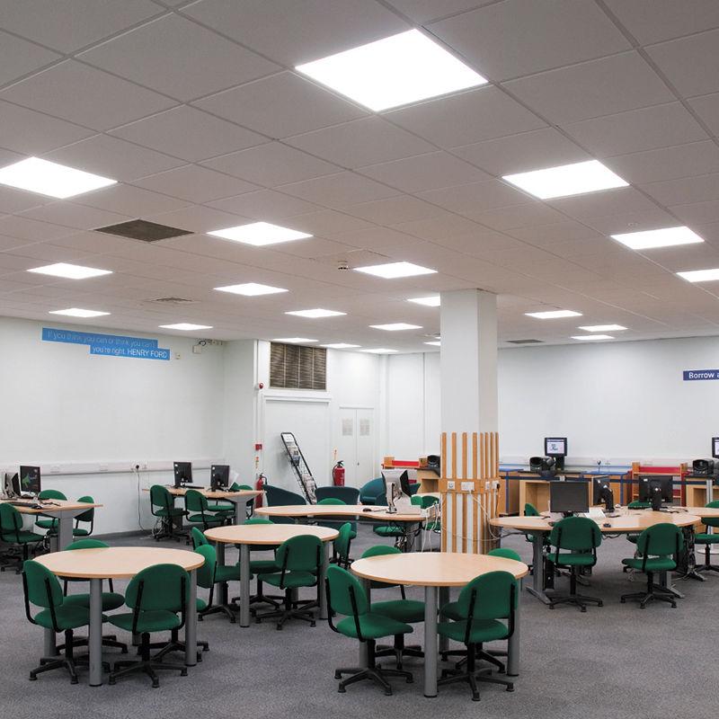 Led Lighting Panel Commercial Office School Ceiling