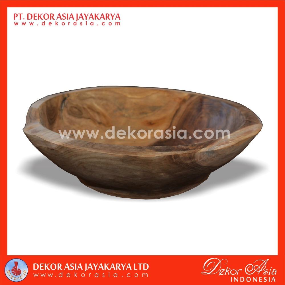Teak Wood BOWL MIX