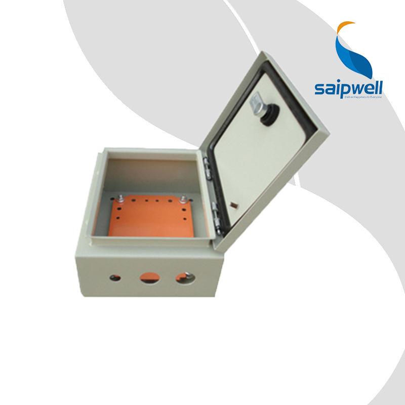 Saip/saipwell Custom China Manufacture Electronic Stainless Steel Enclosure  Ip66 Waterproof Outdoor Metal Lock Box Wall Mount - Buy Metal Lock