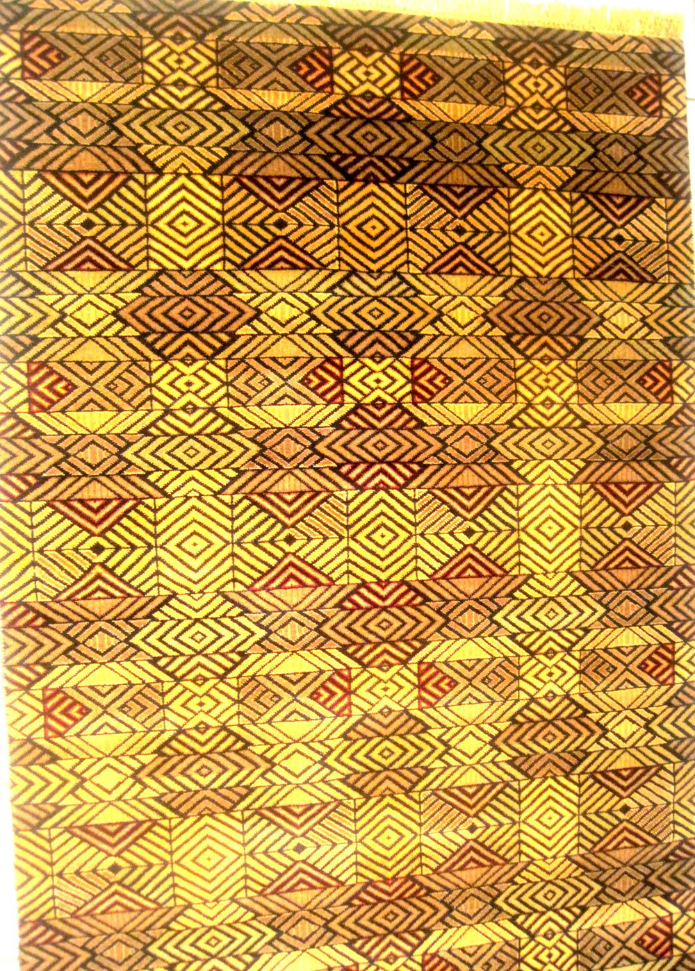 Hand Made Hand Knotted Double Weft Wool Carpet Buy Hand