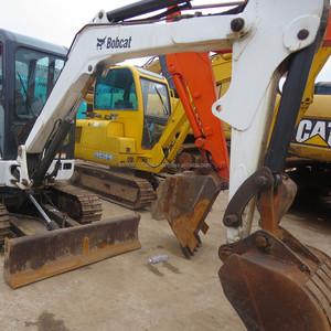 used Bobcat 331 crawler excavator for sale