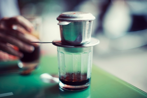 Vietnamese Ground Coffee