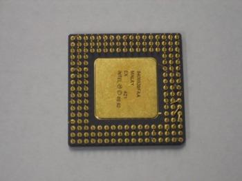 Huge Gold Quantity Pentium Pro Ceramic Cpu Scrap