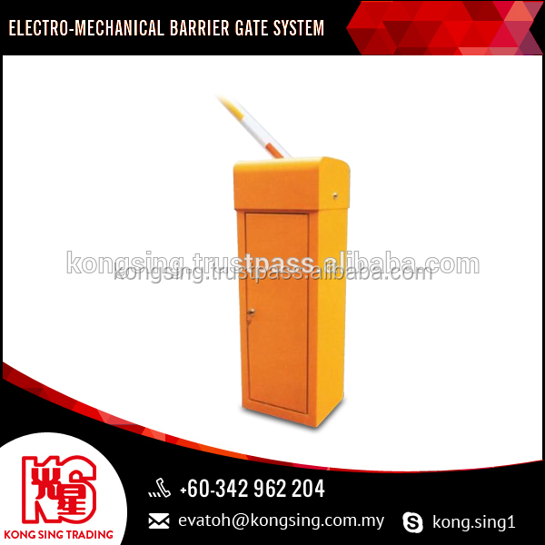 Widely Utilized,Maintenance Free Barrier Gate System For Sale