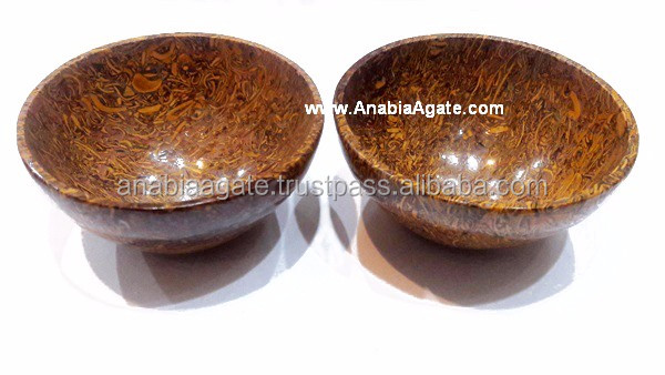 Red Jasper 3 Inch Agate Bowls : Wholesale Gemstone Bowls