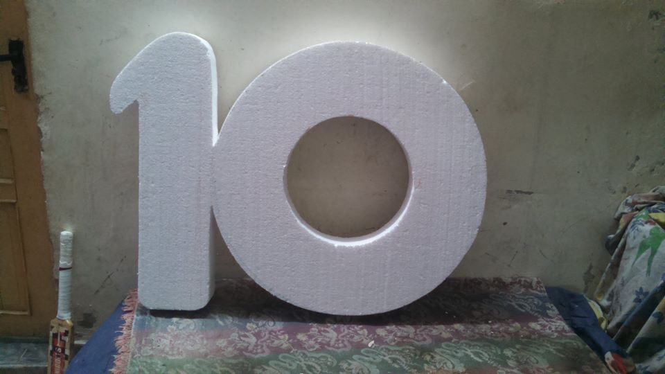 Thermocol Letters Buy Thermocol Thermopol Styrofoam Product On