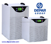 Solar Hybrid Inverter PCU UPS 12KVA Solar home backup device for blackout and solar feed in 12kW