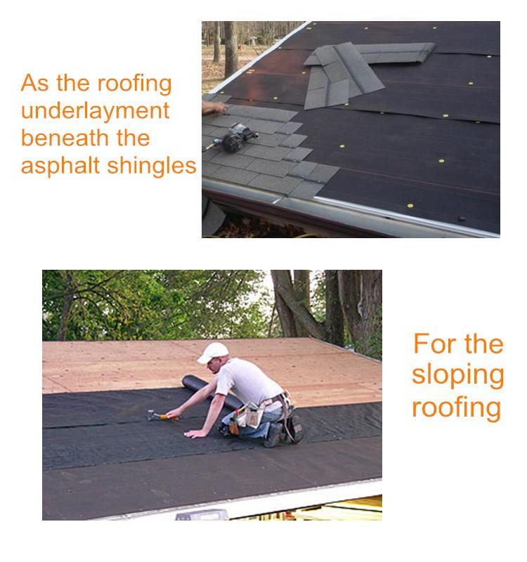 #15 Standard Asphalt Saturated Organic Roofing Felt