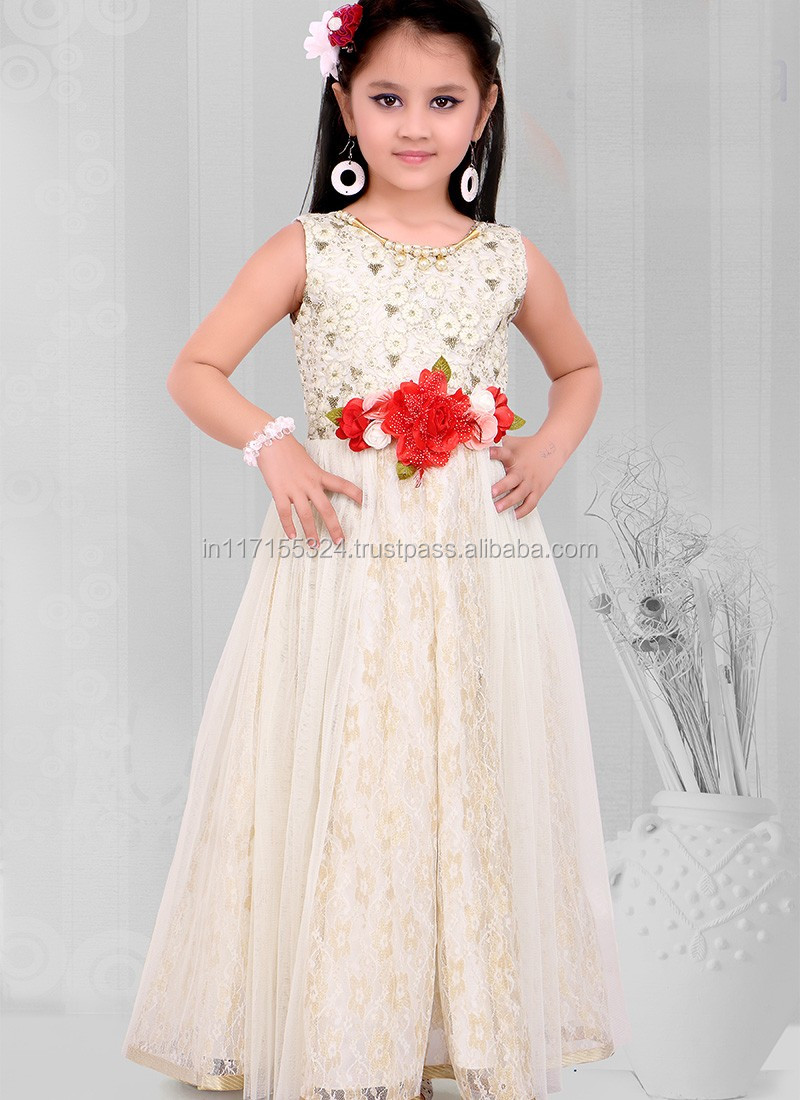 India Frocks for Girls