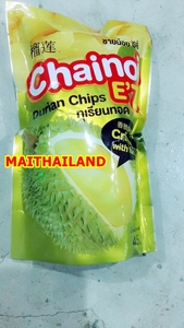 Durian Chips from Thailand Snack CHAINOI E'Z