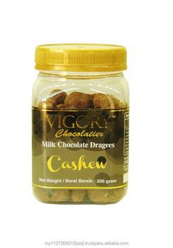 Vigory Milk Cashew Dragees